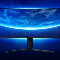 Llega el monitor gaming de Xiaomi: pantalla curva 'ultrawide' de 34 pulgadas y tasa de refresco de 144 Hz