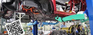 Toyota y Denso crearon el código QR porque en el clásico código de barras de los recambios no cabía toda la información en japonés