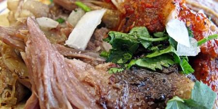 Barbacoa Salada
