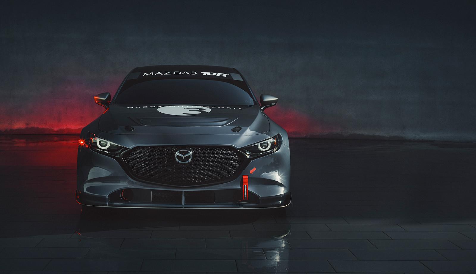 Foto de Mazda3 TCR 2020 (6/10)