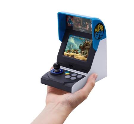 Snk Neo Geo Mini Version Internacional 40 Juegos D Nq Np 651056 Mlm29558364141 032019 F