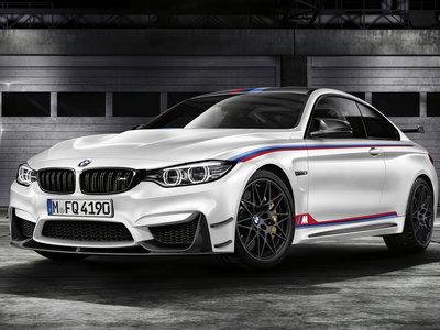500 caballos y 0 a 100 km/h en 3,8 segundos, pero solo habrá 200 unidades del BMW M4 DTM Champion Edition