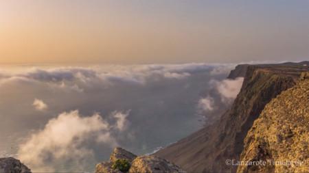 Toda la belleza de la isla canaria de Lanzarote en un espectacular timelapse