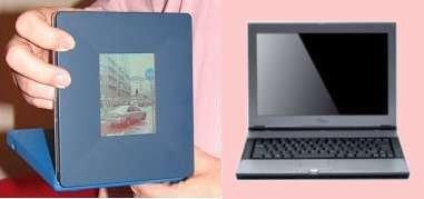 """Fujitsu: nuevo portátil y """"papel"""" digital"""