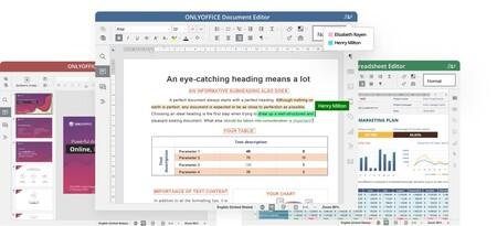 OnlyOffice Workspace es la nueva suite profesional de código abierto que quiere competir con Google Drive y Office 365