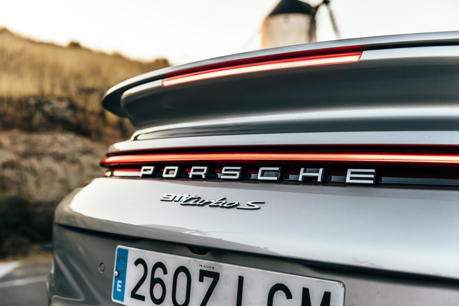 Foto de Porsche 911 Turbo S (Prueba) (44/45)