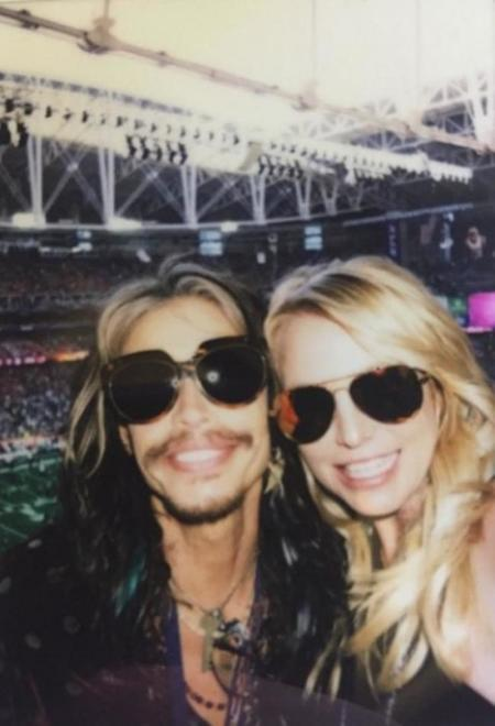 Britney Steven Tyler