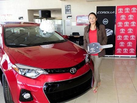 Toyota vende su Corolla número 100 mil en México
