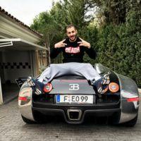 Karim Benzema, si no puedes conducir pasa el psicotécnico