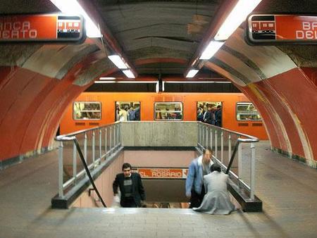 El Metro de México