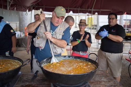 El cocinero asturiano José Andrés, nominado para recibir el Nobel de la Paz por su labor humanitaria