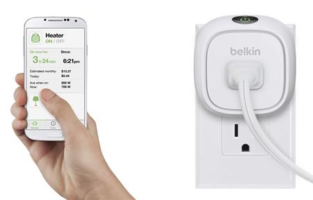 Belkin MeWo Insight Switch, el enchufe inteligente con control de consumo ya a la venta