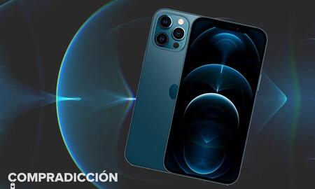 El iPhone 12 Pro Max de 256 GB cuesta menos que nunca en Amazon si lo eliges en azul: estrénalo ahorrando 220 euros