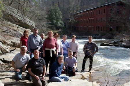 Un paseo por el río para despejar las ideas