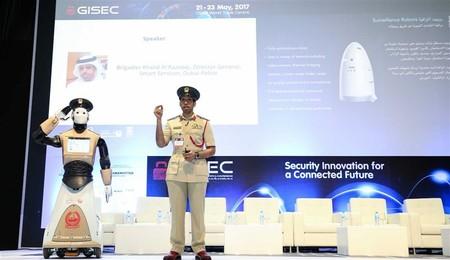 Dubai Robot Cop 2