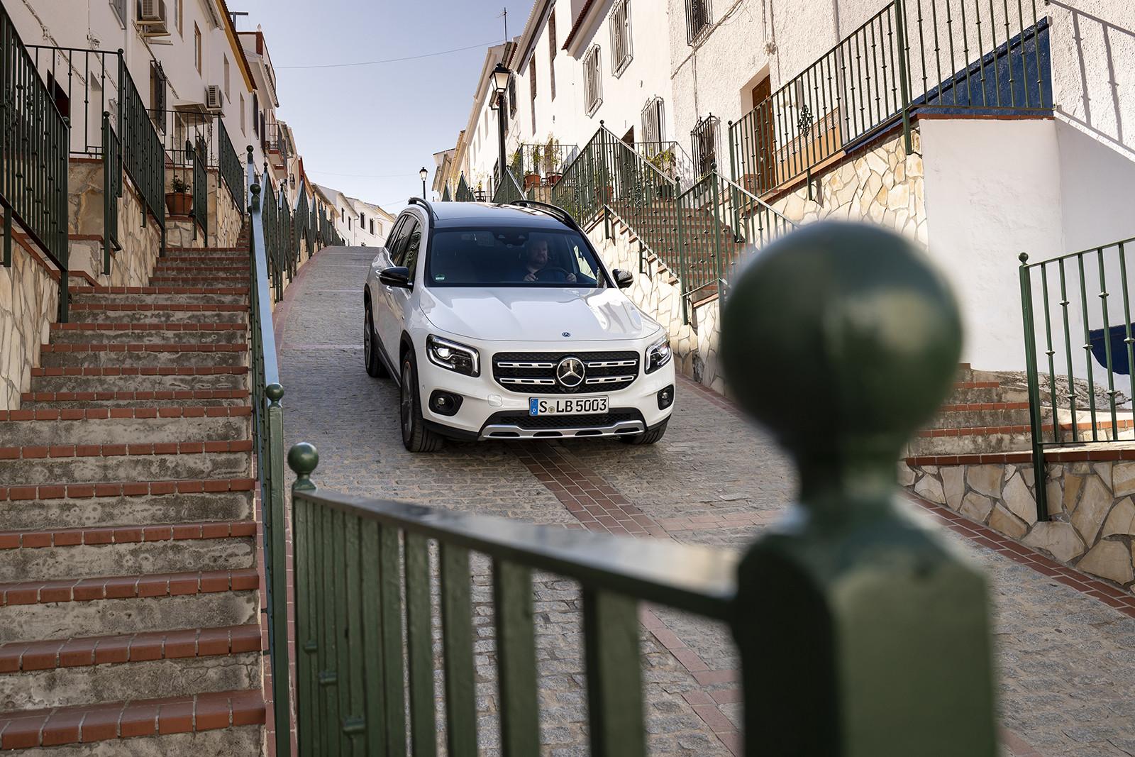 Foto de Mercedes-Benz GLB 250 4MATIC (lanzamiento) (21/39)