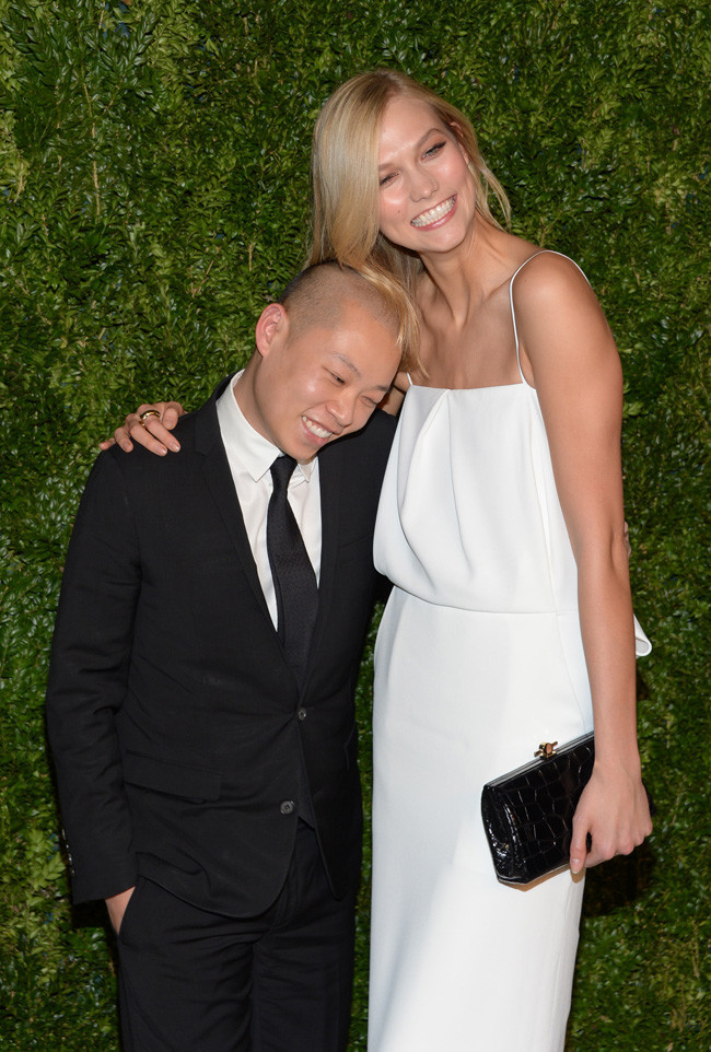 Karlie Kloss Jason Wu Cfda Vogue 2014