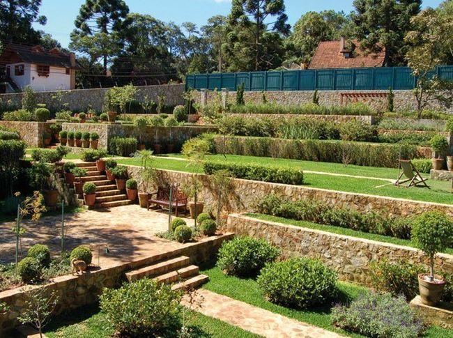 Jardines de paisajista la decoraci n en el jard n for Jardin paisajista