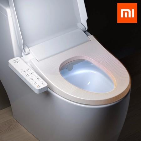 Asiento para el WC Xiaomi Smartmi Smart Toilet Seat, con chorro de agua y calefacción, por 184 euros