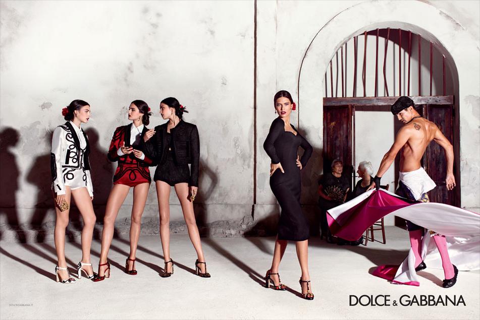 Foto de Dolce & Gabbana campaña Primavera-Verano 2015 (6/11)
