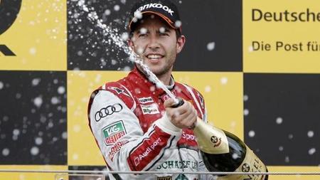 Audi recupera el título. Mike Rockenfeller nuevo campeón del DTM