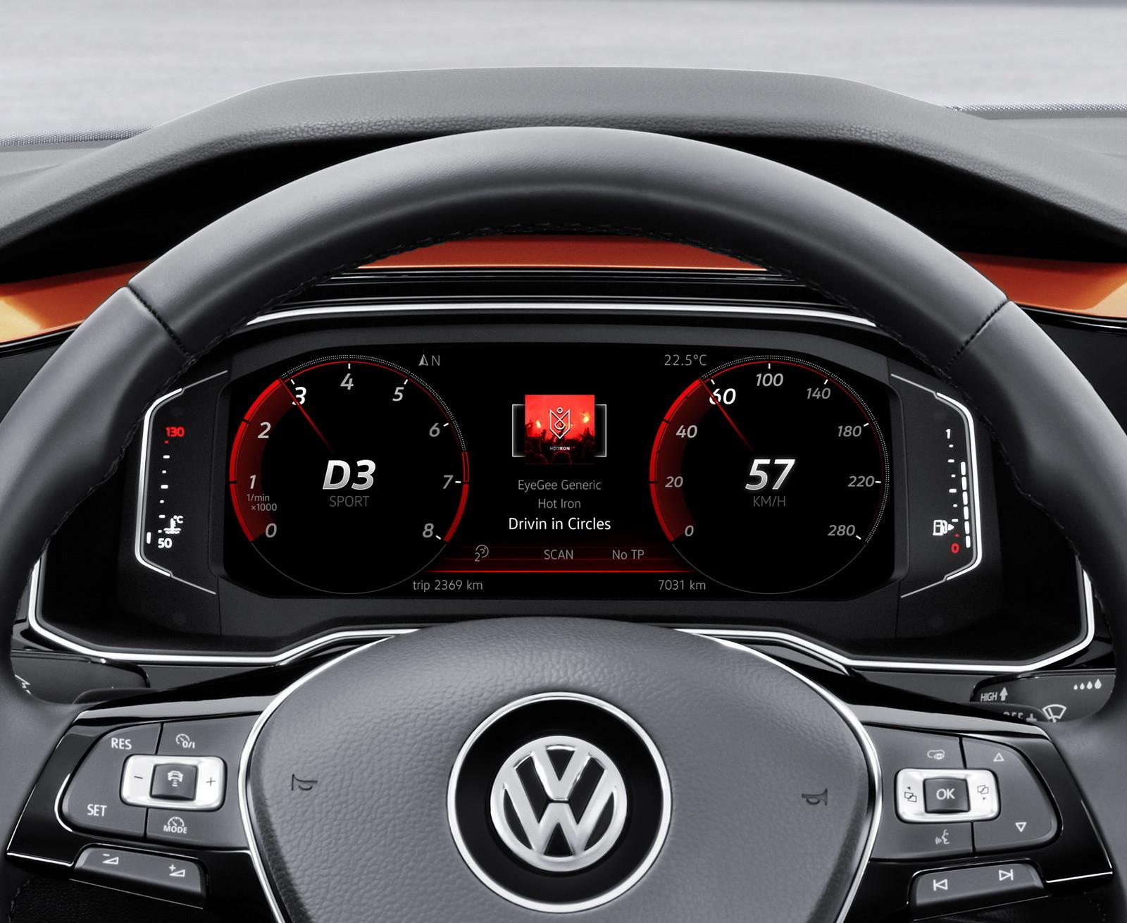 Foto De Volkswagen Polo Gti 2018 18 19