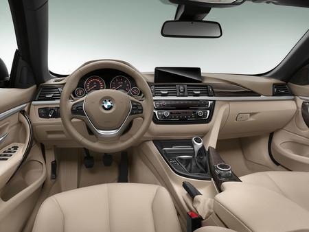 BMW Serie 4 Cabrio, interior