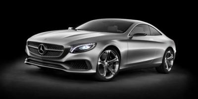 Mercedes Clase S Coupé Concept: amor a primera vista