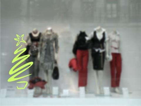 Foto de Vinilos decorativos navideños (12/13)