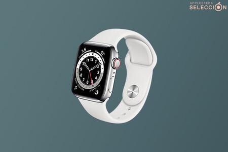 El Apple Watch Series 6 Cellular más completo con caja de acero inoxidable está más barato que nunca en Amazon por 693 euros