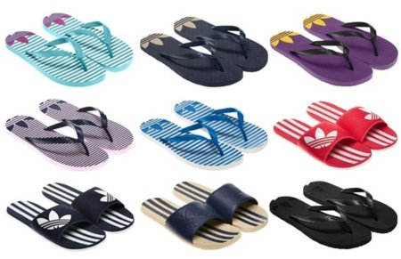 Adidas Originals Summer Beach Pack de coloridas chanclas