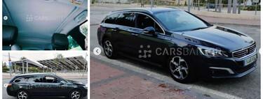 Un señor coche para tener muy en cuenta: Peugeot 508 con un interior espectacular, por 18.500 euros