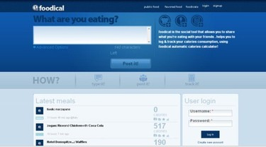 Foodical, una red social que cuenta calorías