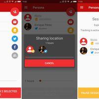 Cerberus Persona: comparte tu ubicación en tiempo real en caso de emergencia