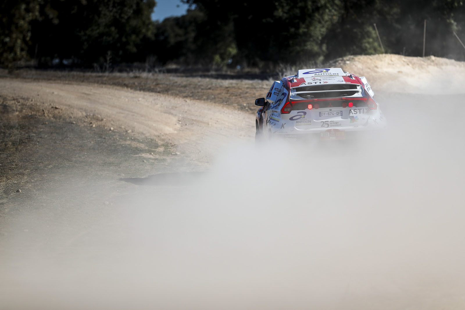 Foto de Mitsubishi Eclipse Cross Proto Dakar (19/38)