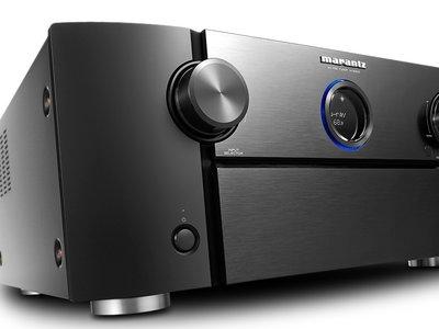 Marantz AV8805, un procesador de sonido de 13.2 canales con lo último en formatos de audio y vídeo