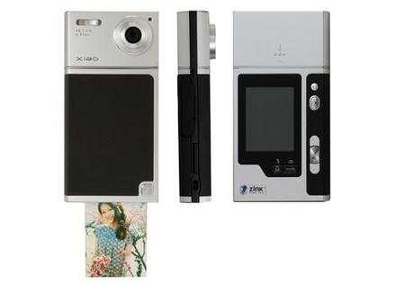 TOMY Xiao TIP-521, compacta con impresora Zink incorporada