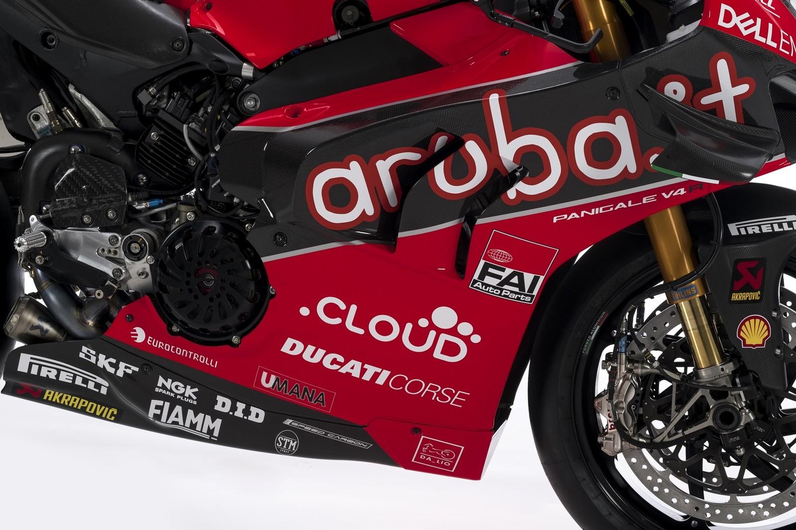 Foto de Aruba.it Ducati WSBK 2019 (43/61)