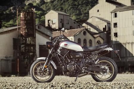 Yamaha Xsr700 Xtribute 2019 10