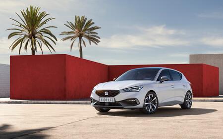 Nuevo SEAT León TGI: llega la variante de gas natural del compacto español, que promete 440 km de autonomía GNC