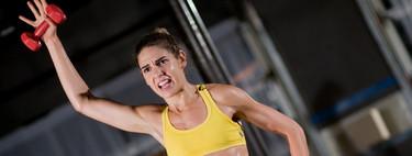 Realizar lentamente la fase excéntrica, una forma diferente de entrenar