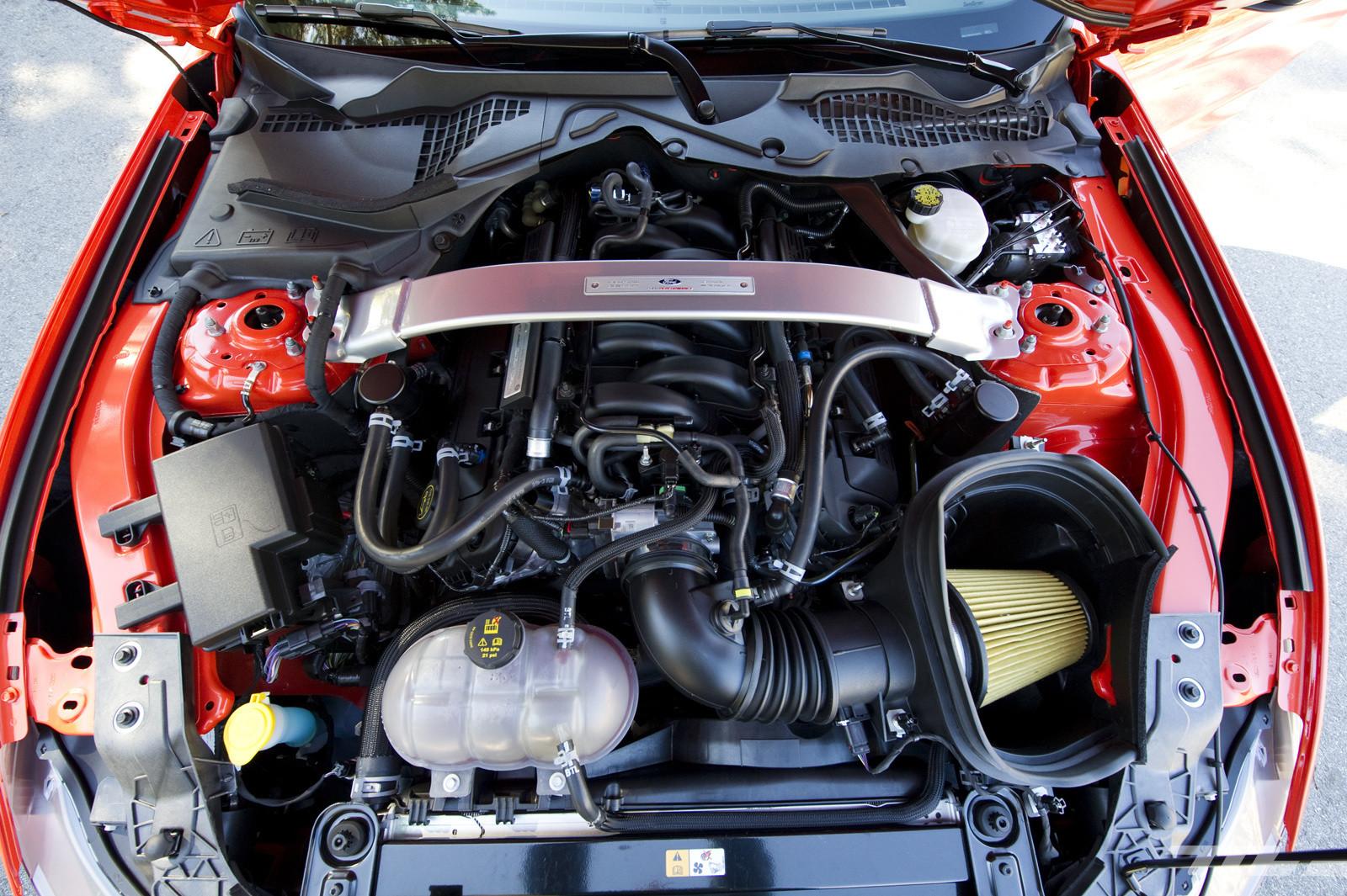 Foto de Ford Mustang Shelby GT350, prueba (36/40)