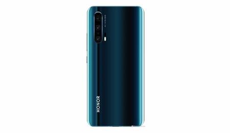 Honor 20 Pro, su trasera filtrada nos muestra un nuevo 'Huawei P30 Pro' con cuatro cámaras
