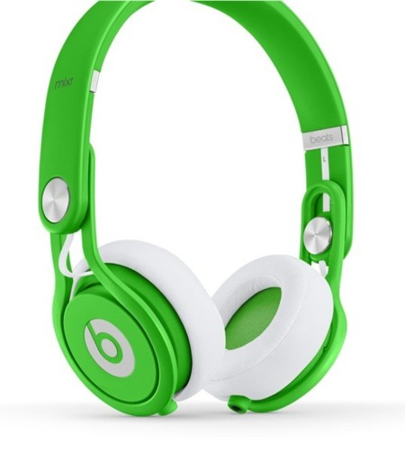 mixr de Beats by Dre, el más neón de sus auriculares
