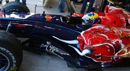Toro Rosso correrá en Turquía con el coche viejo
