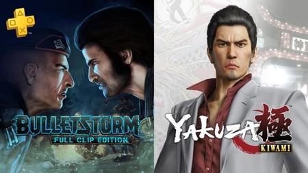'Bulleststorm' y 'Yakuza Kiwami' son los juegos gratuitos de PlayStation Plus en noviembre en México