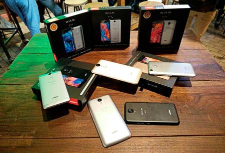 Wiam 34, Wiam 33 y Wiam 27: nuevo trío de smartphones para la gama de entrada de Wolder