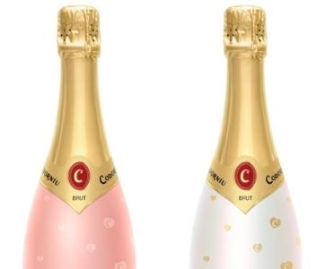 Codorníu lanza para San Valentín su primera serie limitada de botellas en Reino Unido