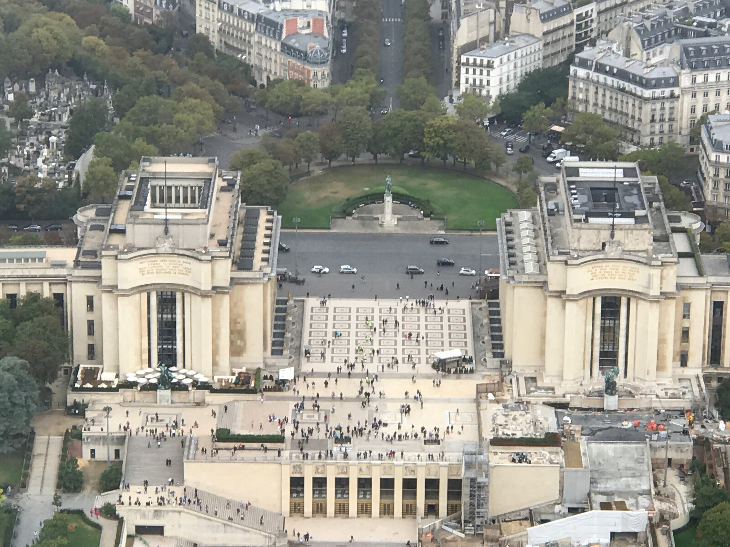 Foto de Zoom iPhone 7 Plus desde la Torre Eiffel (5/10)