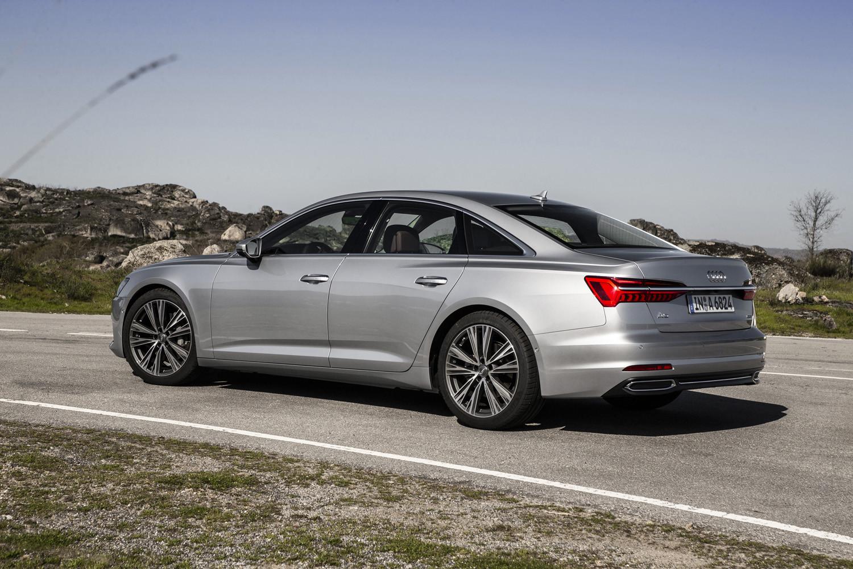 Foto de Audi A6 2018, toma de contacto (63/118)